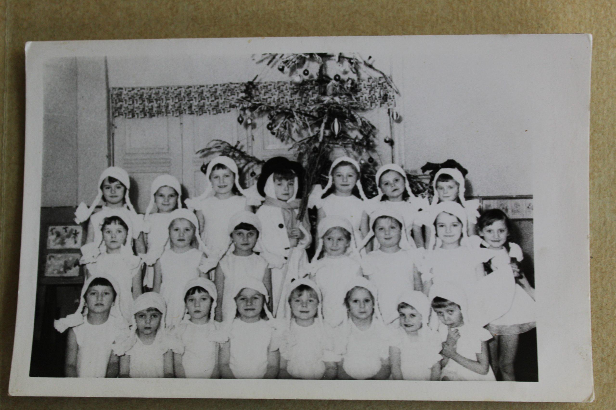Przedszkole na Targu Siennym Domu Zgromadzenia Sióstr św. Elżbiety, czasy powojenne.